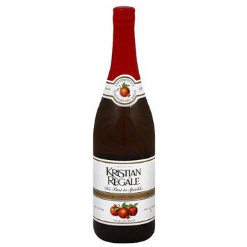 Kristian Regale Sparkling Peach Pomegranate-Apple Juice Beverage, 25.4 fl oz, (Pack of 12)