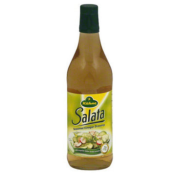 Kristian Regale Salata Seasoned Vinegar Dressing, 25.3 fl oz, (Pack of 12)
