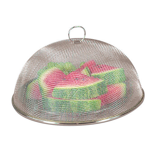 Fox Run Craftsmen Chrome Mesh Food Cover
