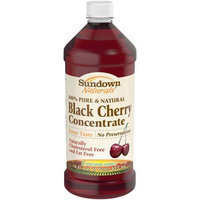Sundown Black Cherry Concentrate - 16Oz 16 oz