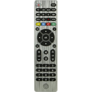 Ge 11695 4-device Universal Remote Control