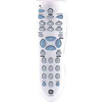 GE 24912 3-Device Universal Remote Control