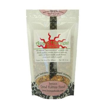 Brynns Good Karma Foods 030915414739 Apple Harvest Granola Pack of 3
