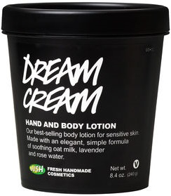 LUSH Dream Cream Body Lotion