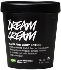 LUSH Dream Cream Body Lotion