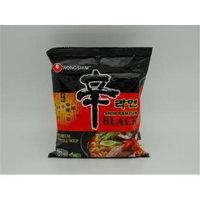 Nong Shim 4.58 oz. Shin Black Spicy Raymun Noodles - Case Of 18