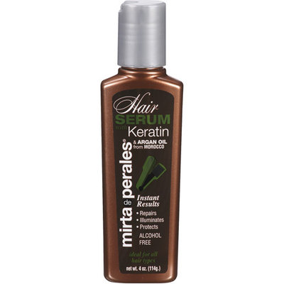 Mirta De Perales Hair Serum With Keratin 4 oz - Suero Para Cabello