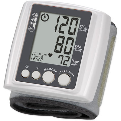 Homedics Automatic Wrist Blood Pressure Monitor with Digital Display
