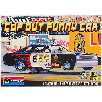 Monogram 854093 1/24 Cop-Out MONS4093 Revell