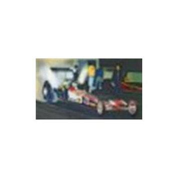 854908 1/24 McEwen Rail Dragster RMXS4908 REVELL/MONOGRAM