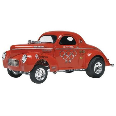 Revell 1/25 K.S. Pittman Willys Drag Coupe