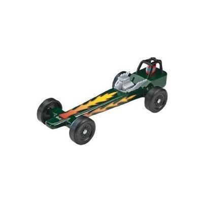 Revell Pinewood Derby Dragster Racer Kit RMXY9635 REVELL/MONOGRAM