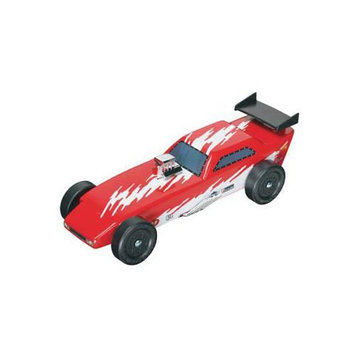 Pinewood Derby Funny Car Racer Model Kit by Revell
