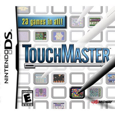 Warner Brothers Touchmaster (nintendo Ds)