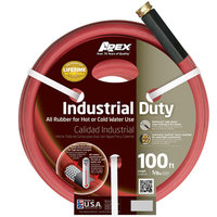 Teknor Apex Industrial Duty 100-foot Water Hose