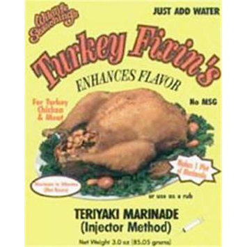 ButlerS Pantry 9185 Turkey Original Marinade
