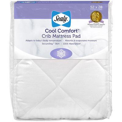 Kolcraft Sealy Cool Comfort Crib Mattress Pad