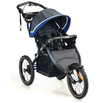 KolcraftEnterprises KJ001-SNC1 Sprint Pro Jogging Stroller - Sonic Blue