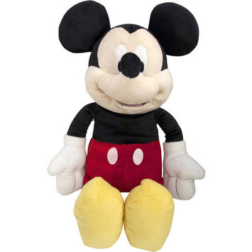 Jay Franco & Sons Plush Cuddle Pillow - Mickey Mouse