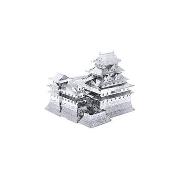 Fascinations Himeji Castle Metal Earth 3D Laser Cut Model