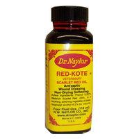 H.w. Naylor Dr. Naylor Red Kote Dauber 4 Ounce RKD