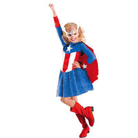 Disguise Inc Disguise 177513 Captain America Girl Classic ToddlerChild Costume