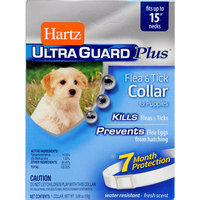 Hartz UltraGuard Plus Flea and Tick Puppy Collar