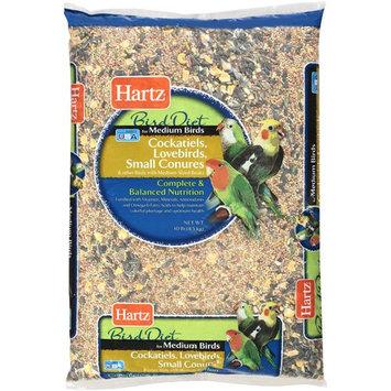 Hartz Bird Diet Food for Medium Birds - 10 lb