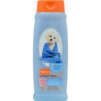 Hartz 18 Oz Cherry Blossom Whitener Dog Shampoo