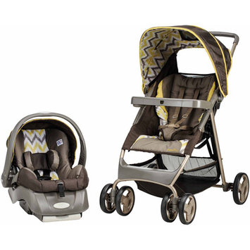 Evenflo Baby FlexLite Travel System Santa Fe Sunset