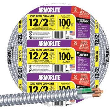 Southwire 68580023 12-2 100ft. Al Mc Cable