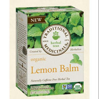 Traditional Medicinals Teas Lemon Balm Organic - 16 Tea Bags