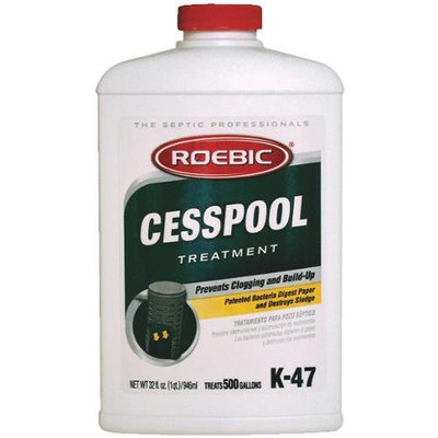 Roebic K-47 Cesspool Treatment 1 Quart