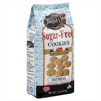 Joseph's Cookie Sf Oatmeal 11 OZ -Pack Of 3