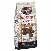 Joseph's Jo-Sef Cookie Sugar Free Chocolate Walnut 11-Ounce -Pack of 6