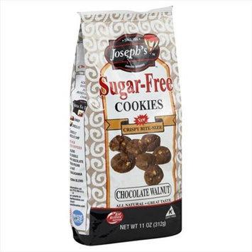Joseph's Jo-Sef Cookie Sugar Free Chocolate Walnut 11-Ounce -Pack of 6