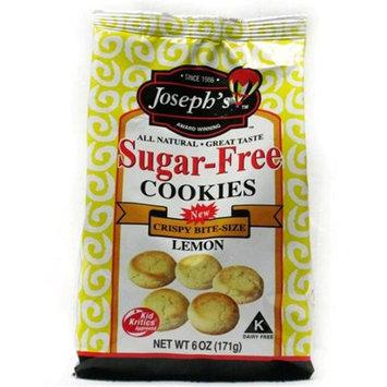 DDI Josephs Sugar Free Cookies Lemon Case of 15