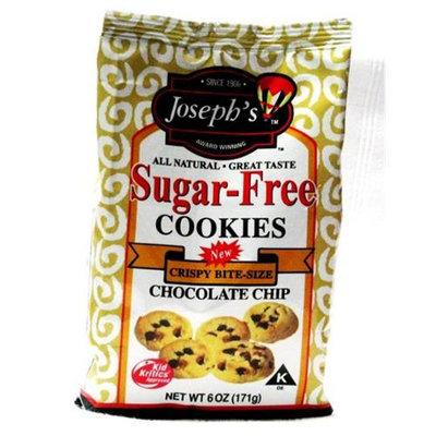 DDI Josephs Sugar Free Cookies Chocolate Chip Case of 15