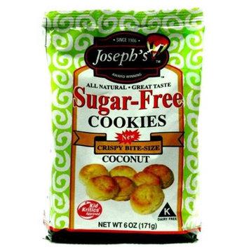 Joseph's Joseph 15097 Sugar Free Coconut Cookies Pack of 15