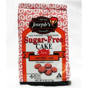Joseph's Joseph 15098 Sugar Free Cake Strawberry Coconut Cookies Pack of 15