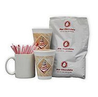 Gold Medal 7037 - Hot Chocolate Mix, Powdered, (6) 2 lb Bags Per Case