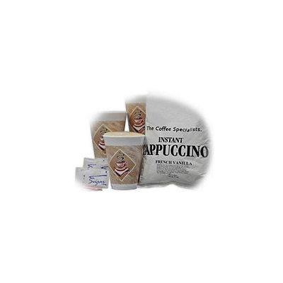 Gold Medal 7035 - Cappuccino Mix, French vanilla, (6) 2 lb Bags Per Ca