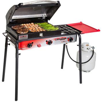 Camp Chef spg90b Big Gas 3 Burner Grill