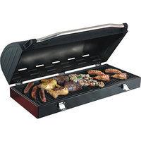 Camp Chef Professional Barbecue Super Grill Box for 2 Burner Stove