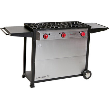Camp Chef Home 3 Burner Stove - Somerset III