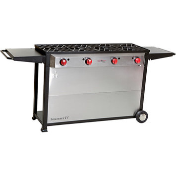 Camp Chef Home 4 Burner Stove - Somerset IV