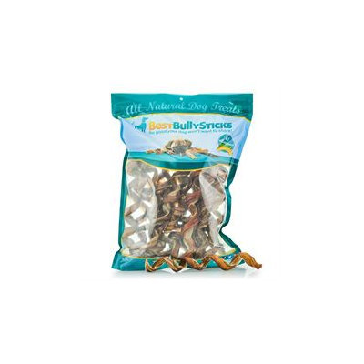 Best Bully Sticks 10 Inch Curly Bully Sticks / 10-Pack