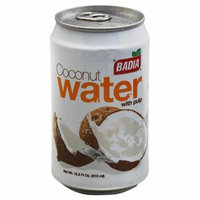 Badia Coconut Water With Pulp 10.5 Oz Pack Of 24