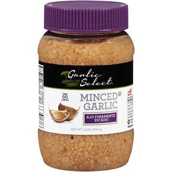 Garlic Select Minced Garlic, 16 oz