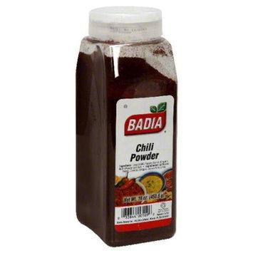 Badia Chili Powder - 16 oz